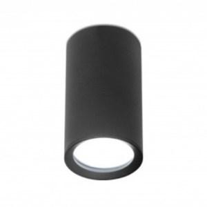 Накладной точечный светильник TN221 BK/S черный/песок GU5.3 D56*100