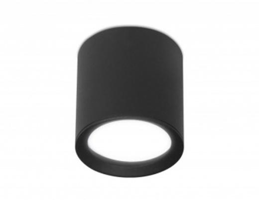 Накладной точечный светильник TN214-215-216 BK/S черный GU5.3 D56*70
