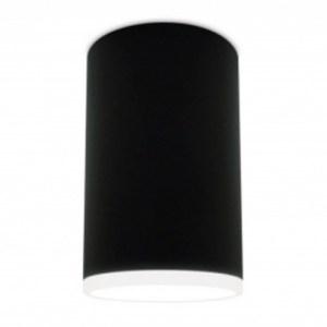 Накладной точечный светильник TN337 SBK черный-песок GU5.3 D65х100