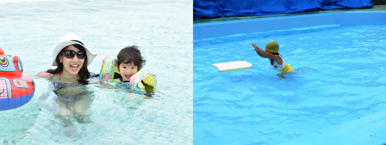 水泳上達グッズも昔から比べると大分増え、頑丈なものになっています