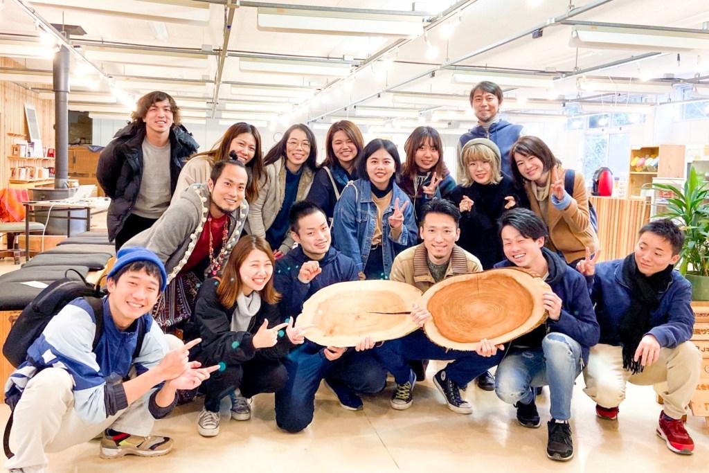 株式会社有鄰の研修旅行@徳島県神山町