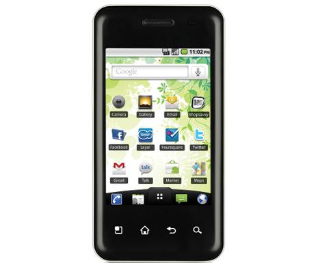 LG анонсировала смартфоны Optimus One и Optimus Chic на Android 2.2