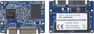 TDK готовит серию SSD уменьшенного формфактора