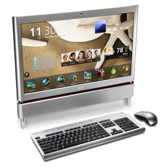 Acer анонсировала новую линейку ИТ-продукции