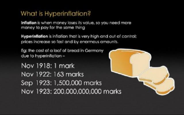 Ето как цели 3 генерации плащат разходите на Германия