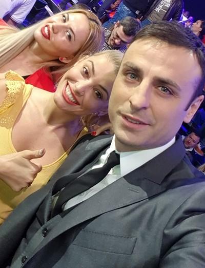 Ева Веселинова хлътна по Димитър Бербатов