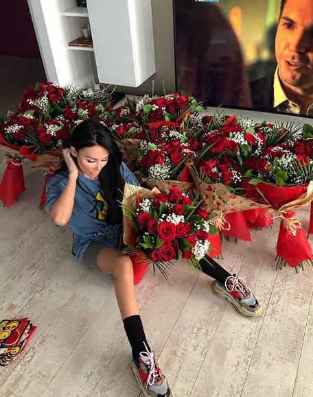 Моника Валериева заби нов богаташ