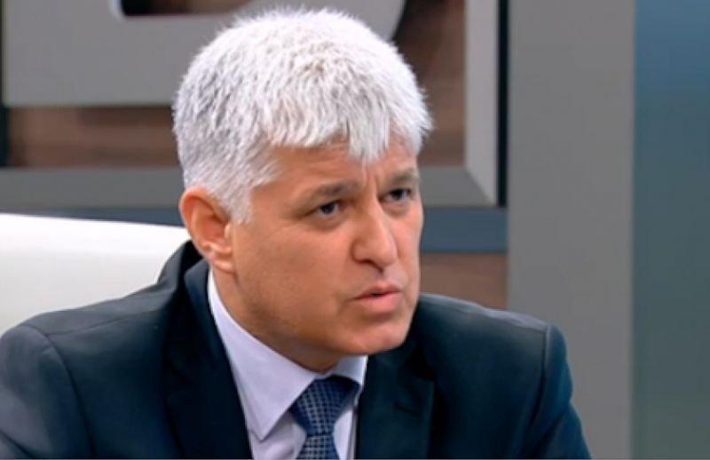 Борисов за главсека на президента
