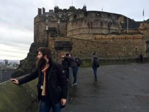 Jimmy Ladgrove in Scotland