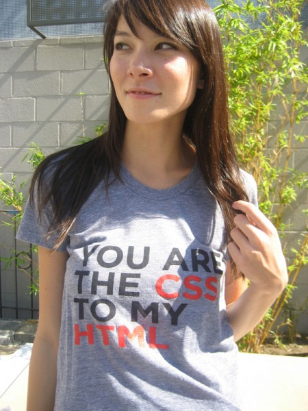 Você é o CSS do meu HTML