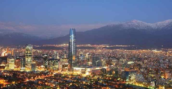 Roteiro Santiago e Atacama