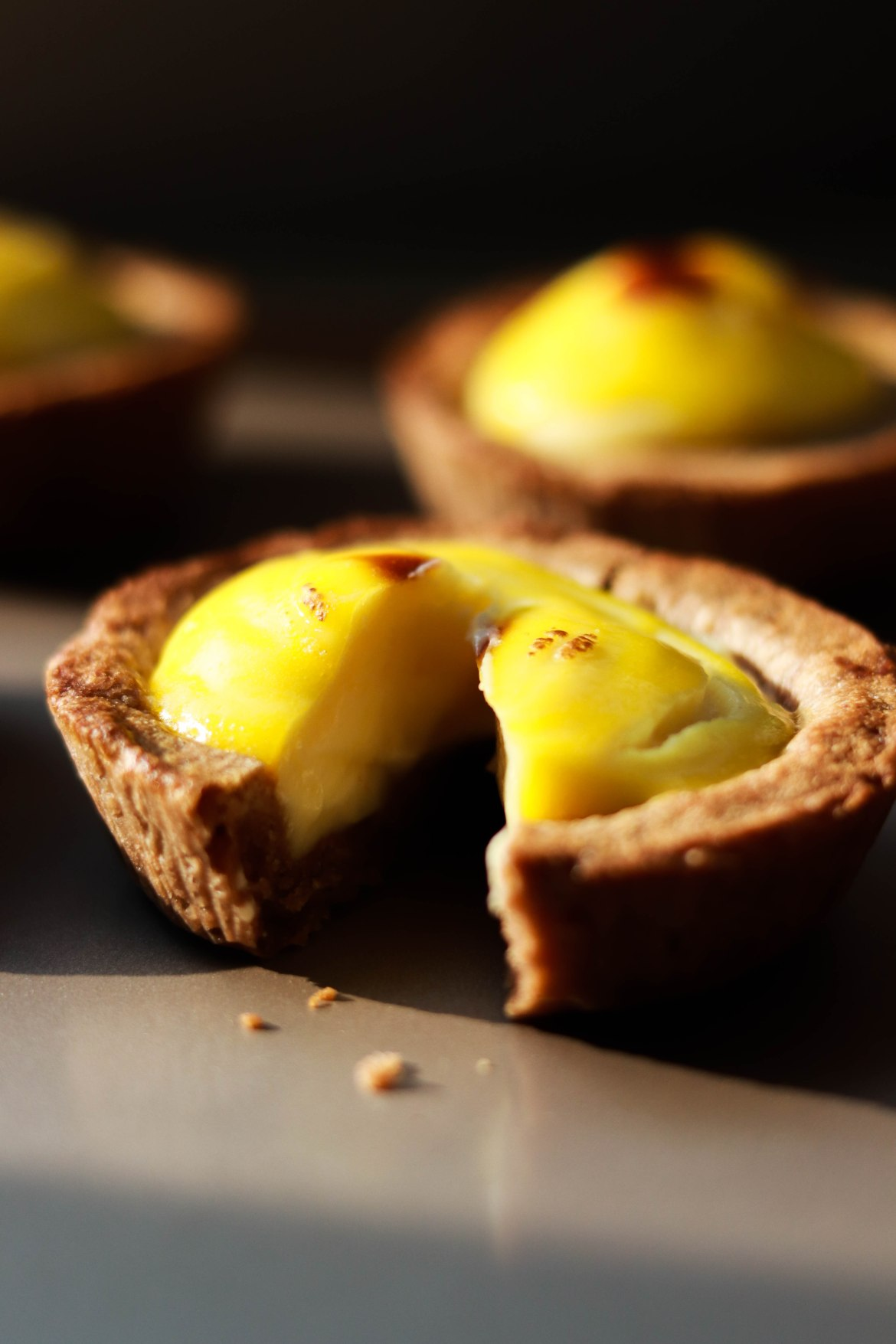 Japenese-mini-cheese-tart-with-milo-crust6
