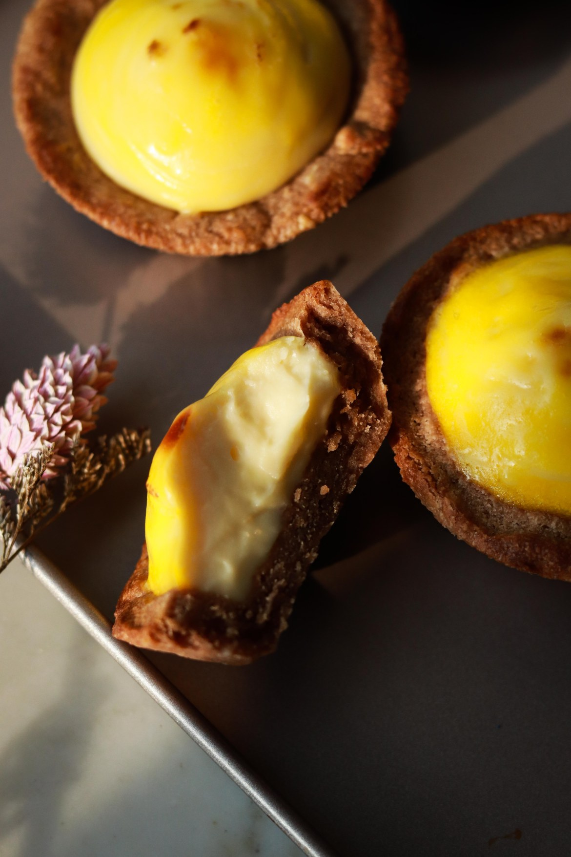 Japenese-mini-cheese-tart-with-milo-crust8