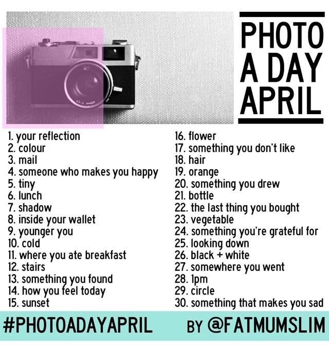 Photo a day April (2)