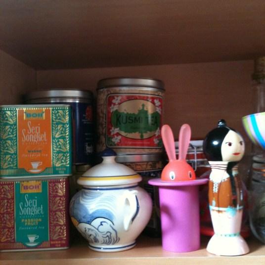 28on the shelf