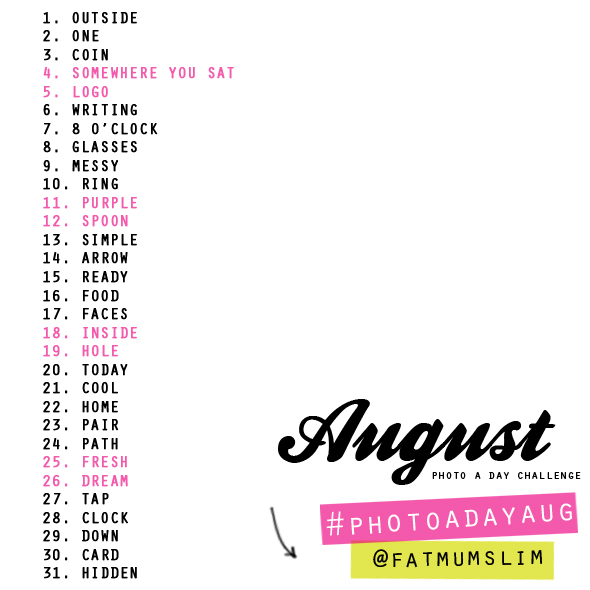 Photo a day August (1)
