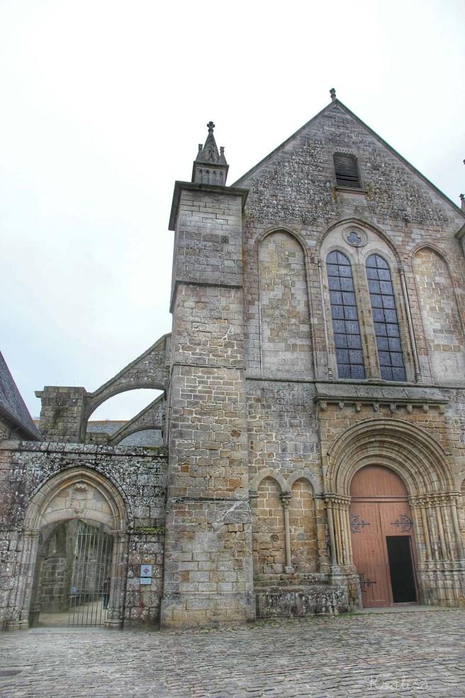abbaye st magloire léhon5-01