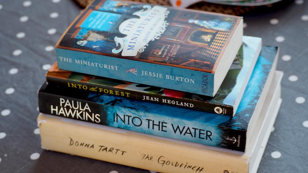 Des livres pour le week-end