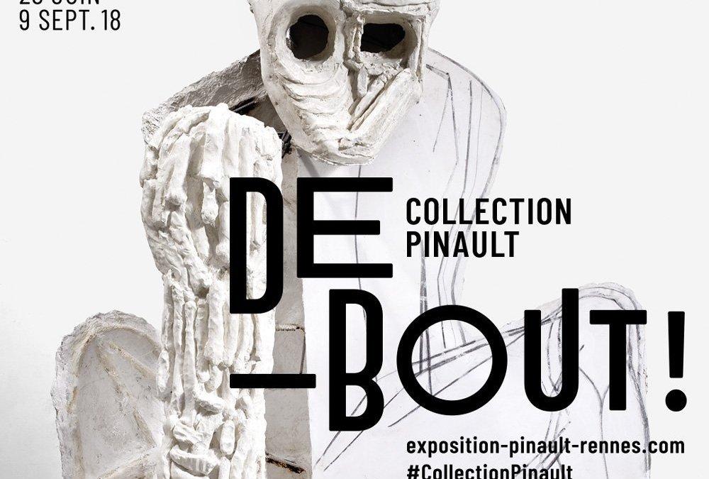 Debout ! La collection Pinault au Couvent des Jacobins, Rennes