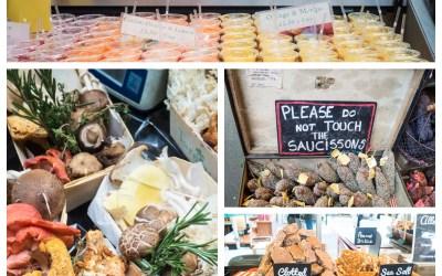 Borough Market ou la folie des saveurs