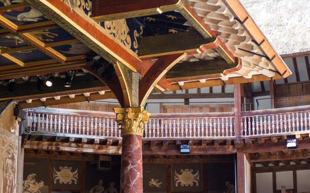 Aller voir une pièce de Shakespeare au Théâtre du Globe à Londres
