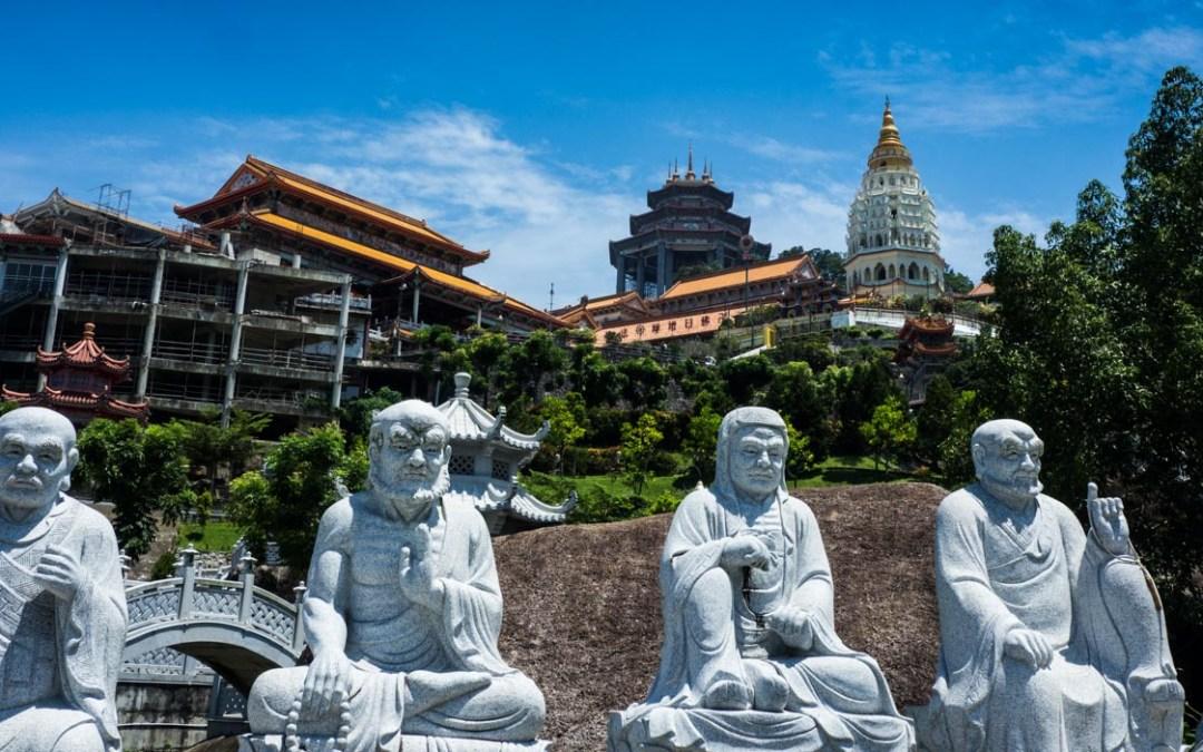 Le temple bouddhiste Kek Lok Si, Penang