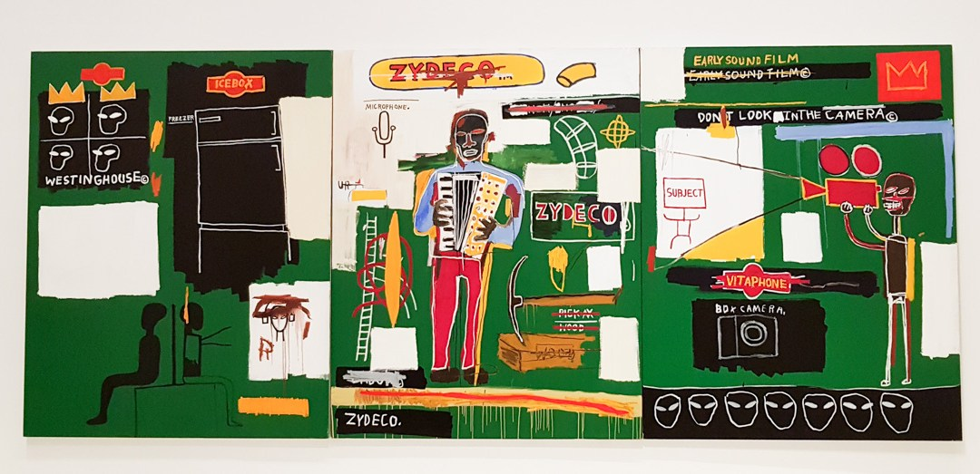 L'exposition Basquiat à la Fondation Louis Vuitton, Paris