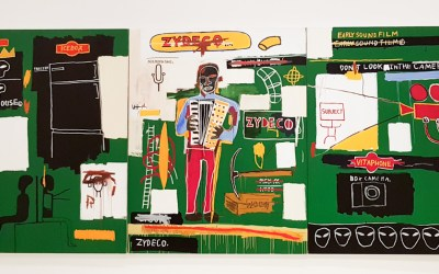 L'exposition Basquiat à la Fondation Louis Vuitton, Paris