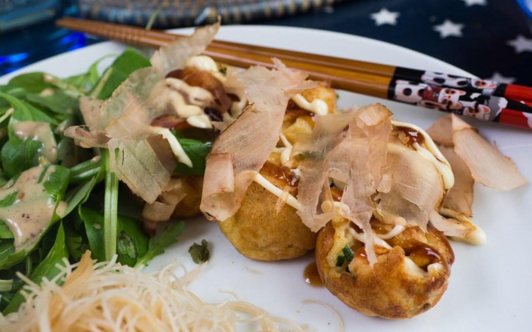 Mes takoyaki maison
