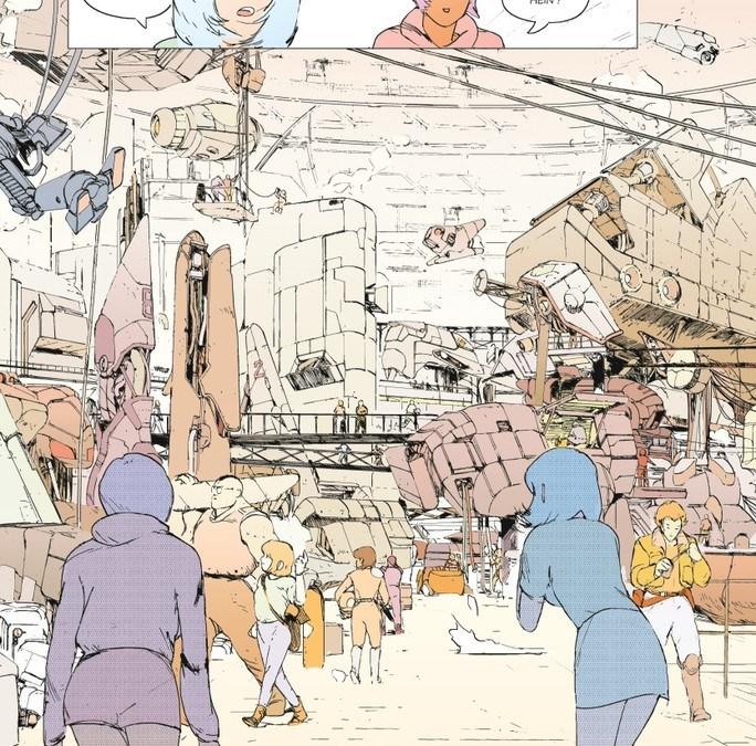 Bolchoi Arena, Tome 1 : Caelum Incognito ( La BD fait son festival avec Rakuten)