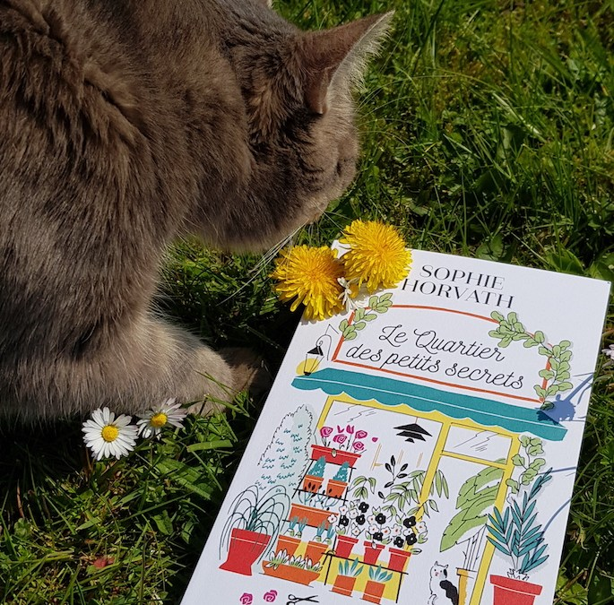 Le quartier des petits secrets, un roman de Sophie Horvath