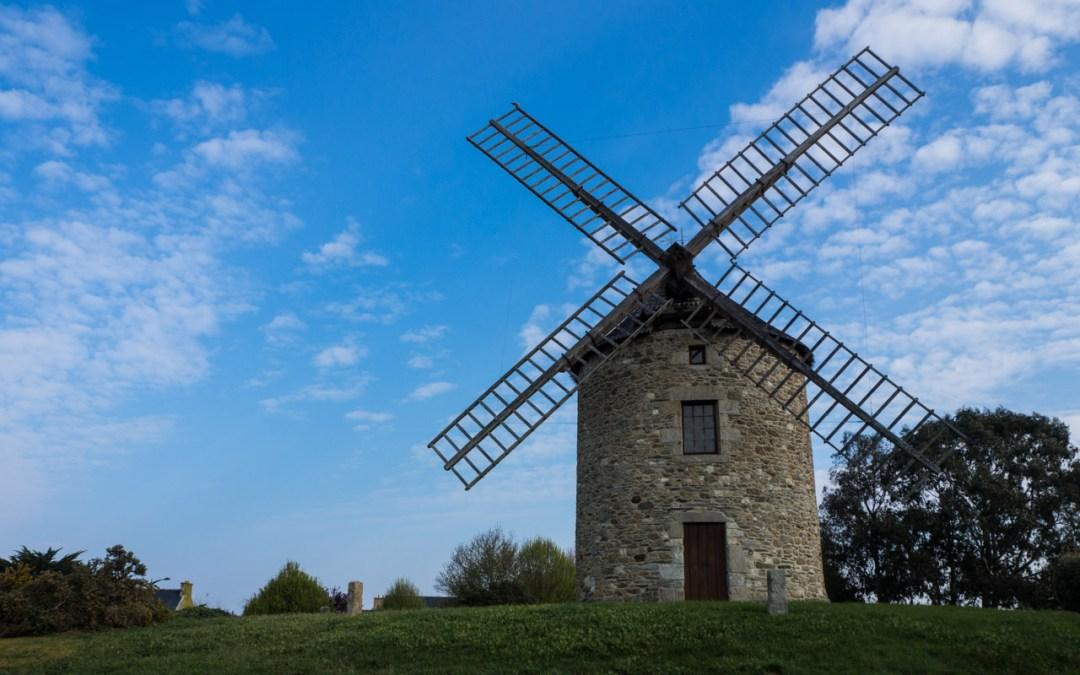 Le moulin de Buglais, Lancieux (Côtes d'Armor)