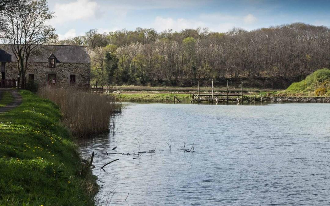 Le moulin à marée du Prat, La Vicomté-sur-Rance, Côtes d'Armor