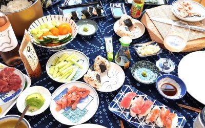 Sushi Party avec Yosaso