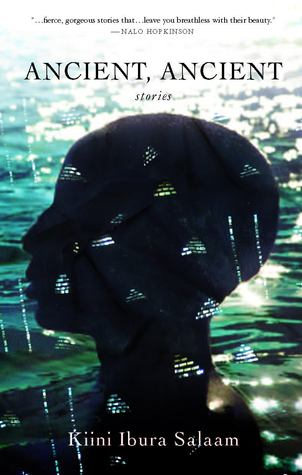 The cover of Kiini Ibura Salaam's Ancient, Ancient