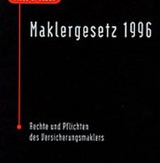 Maklergesetz 1996 Rechte und Pflichten