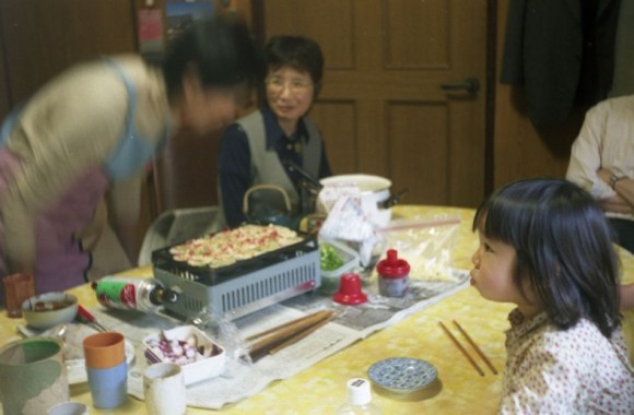大阪の大叔母