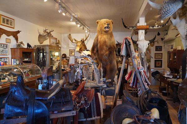 アンティークの宝庫、オレゴン