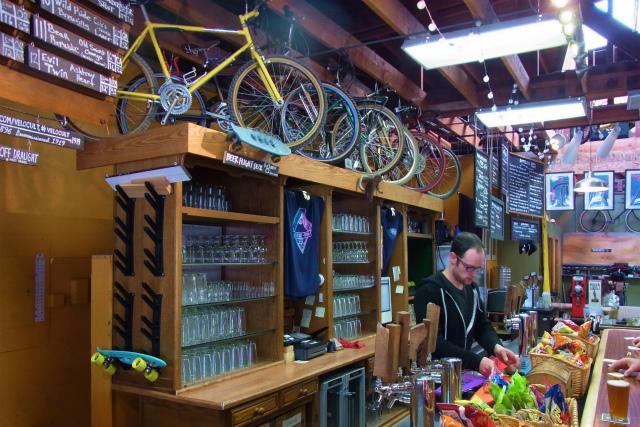 バイクタウン、ポートランド! 〜パート2(Velo Cult Bike Shop)〜