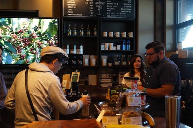 コーヒータウン・ポートランドで、僕らの街のバリスタが!