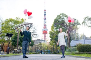 wedding-tokyotower