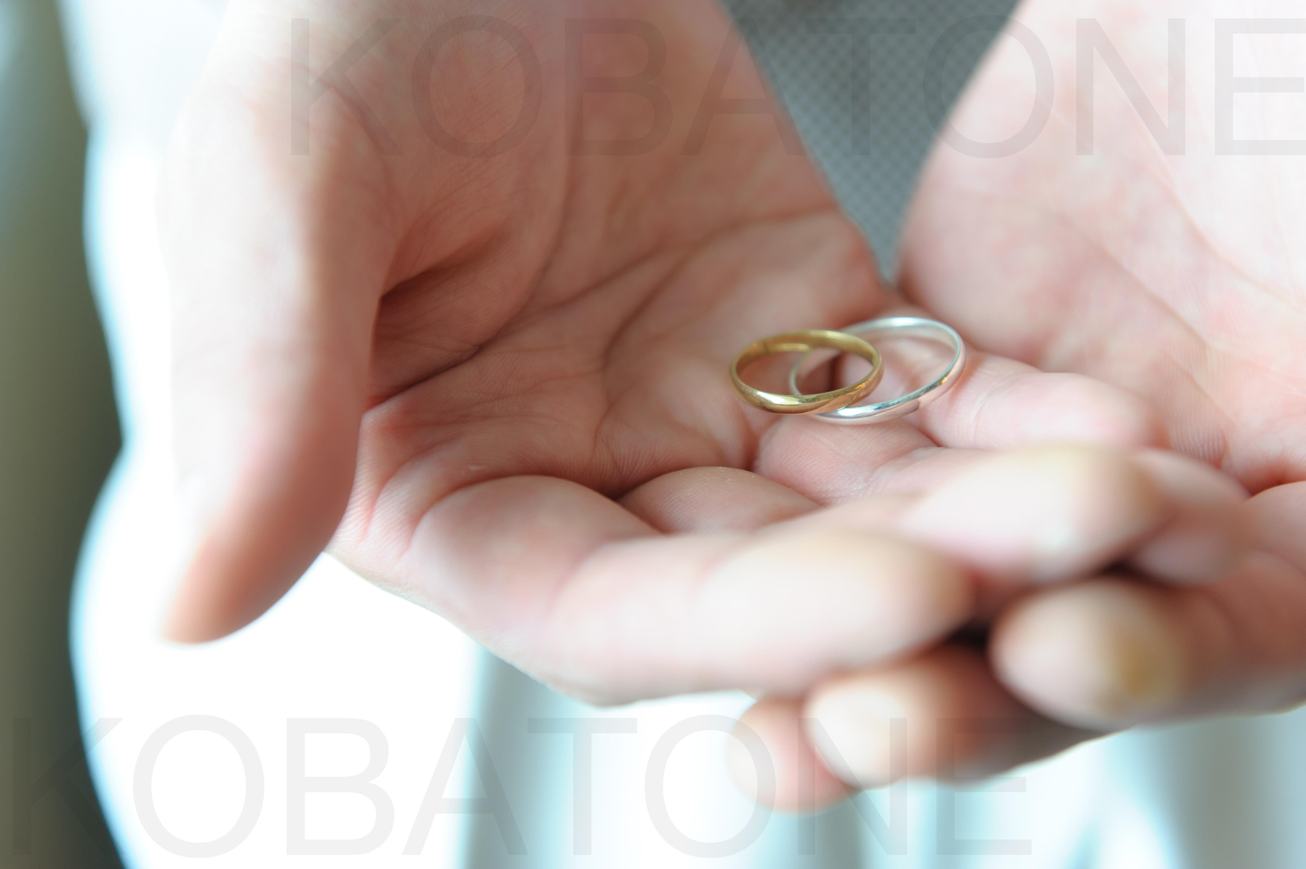 結婚指輪イメージ