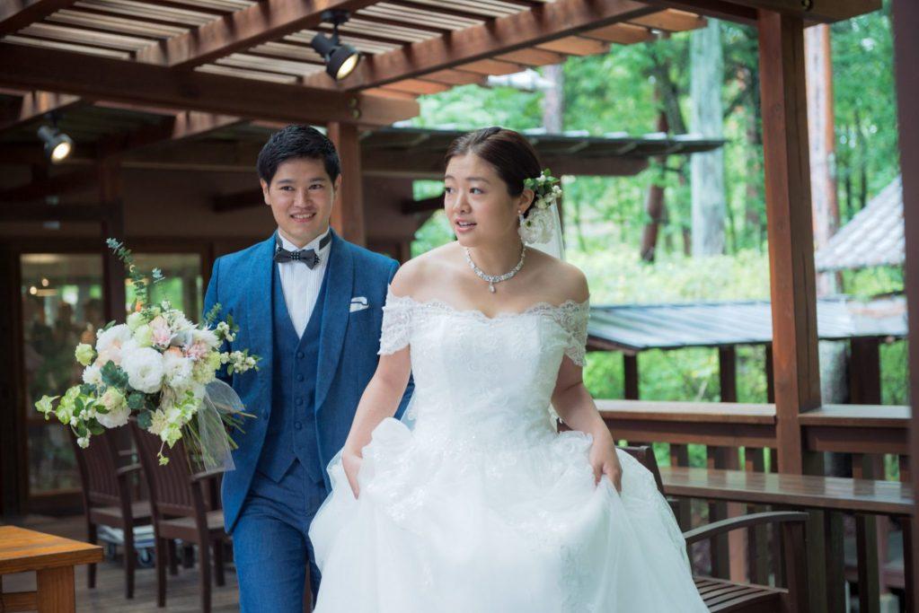 べるが(verga)での結婚式-結婚式