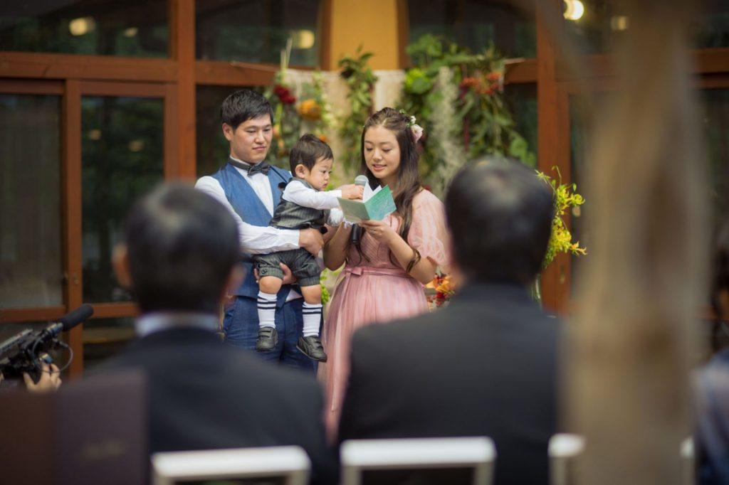 べるが(verga)での結婚式-メッセージ