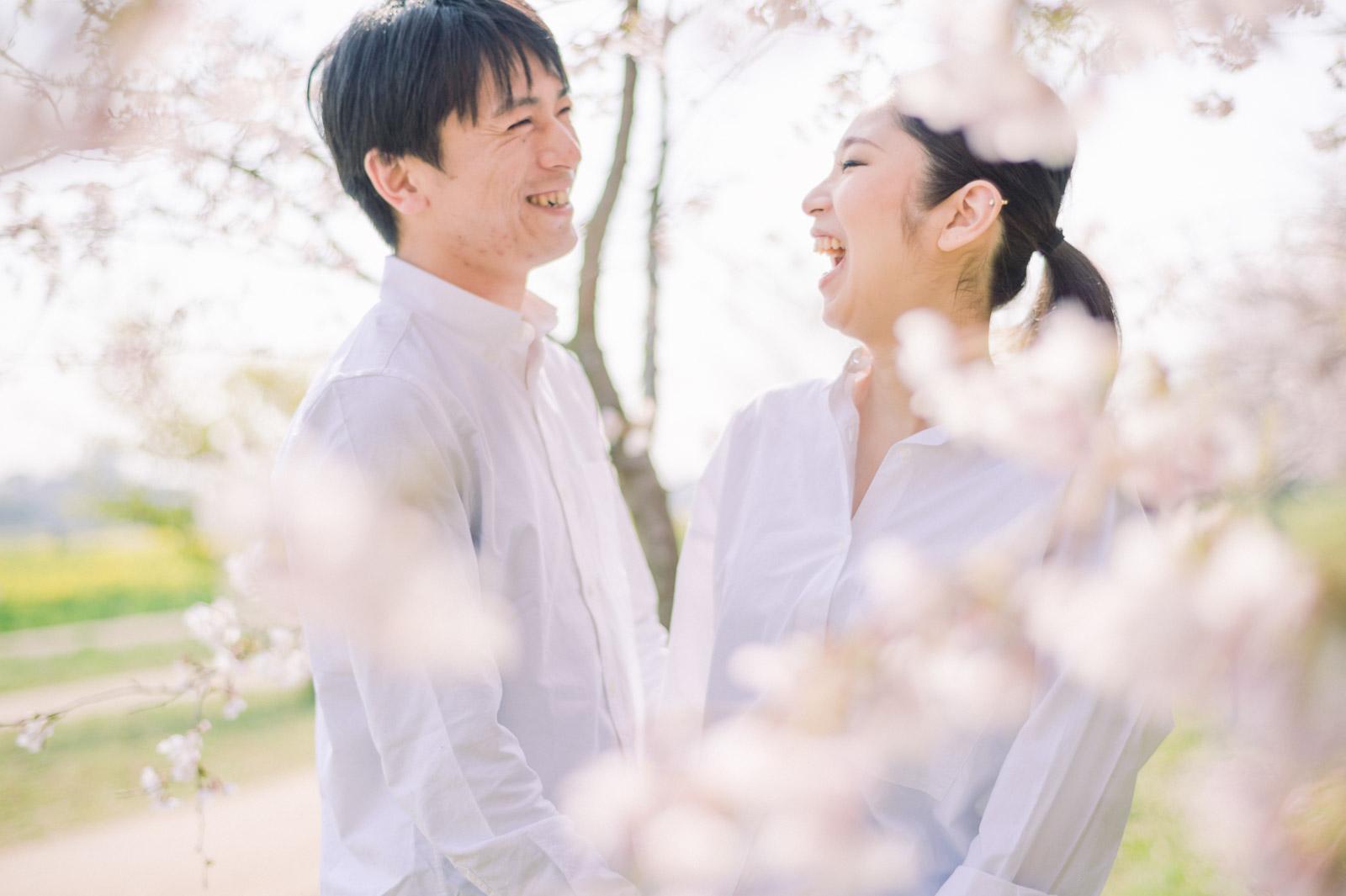 権現堂堤ロケーション撮影