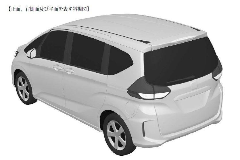 honda freed patent picture 1