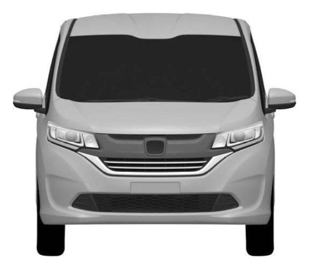 honda freed patent picture depan