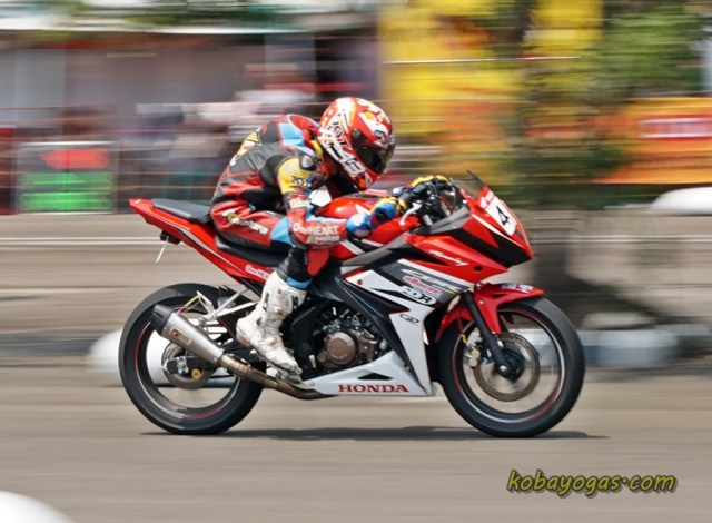 Honda Dream Cup CBR150R