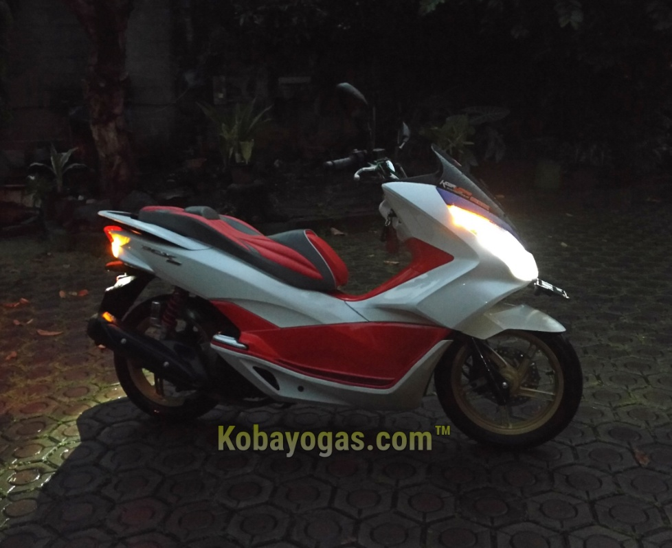Honda PCX LED