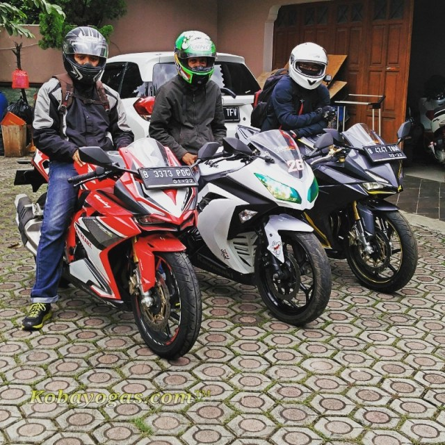 data aisi sport fairing 250cc CBR250RR vs Ninja 250fi